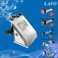 China 2015 HOTTEST!! 5 IN 1 Potable Vacuum RF Home Cavitation Machine wholesale