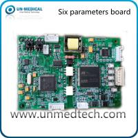 China Wuhan UN-medical OEM Six in one Parameters Module for patient monitoring wholesale