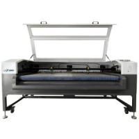 China CO2 Auto Feeding and Collection Laser Cutting Machine for Apparel Leather (WZ180100DI-AF) wholesale