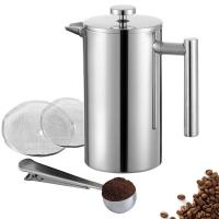China High Performance Stainless Steel Coffee Pot Kettle For Tea And Coffee on sale
