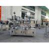 China Auto Single Side Square Bottle Labeling Machine / Self Adhesive Labeling System wholesale