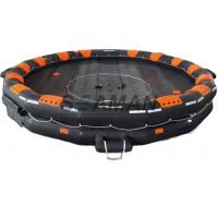 50 / 100  Person Open Reversible Inflatable Life Raft / Marine Life Raft