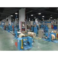 China PVC Plastic Extrusion Machinery Insulating Wire Extruder Line with Remote Monitor wholesale
