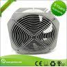 China Fã axial da C.C. da eficiência elevada 254mm, ventilador de refrigeração do canal 24V com rolamento de luva wholesale