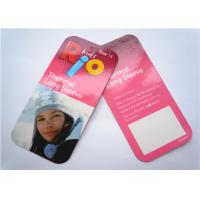 China Cardboard Clothing Label Tags Colored Customized For Decoration wholesale