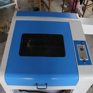 China 4060 mini laser engraving machine , S4060 portable laser cutting machine on sale