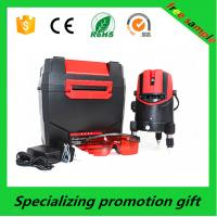 China Red / black ABS case Self leveling Laser Level 650nm / 635nm 5m±1mm on sale