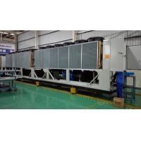 China 1006 Kw stable Running Powerful Energy-Saving  Air Cooled Screw Chiller wholesale