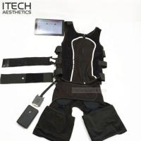 China Electric Muscle Stimulator iPad Version XEMS Fitness Vest Xbody Wireless Ems Fitness Machine For Training wholesale