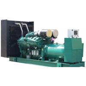 China Tipo abierto del generador diesel refrigerado por agua de 1500 KVA accionado por Cummins Engine wholesale