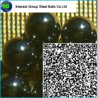 China Bicycle Ball / Low Carbon Steel Balls / High Carbon Steel Balls wholesale