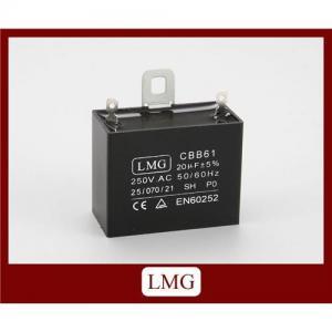 China Motor run capacitor CBB61 on sale