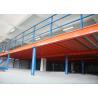 China Construcción de piso de acero de entresuelo para el almacenamiento, sistemas industriales del entresuelo wholesale
