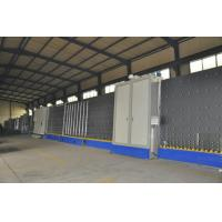 China Automatic Insulating Glass Line with Online Gas Filling,Automatic IGU Line,Insulating Glass Machine wholesale
