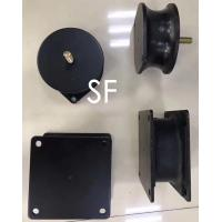Buy cheap Vibration Mechanical Rubber Engine Mounts , Custom Made Rubber Snubber Block from wholesalers