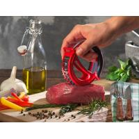China FDA Plastic Vegetable Cutter Hamstring Meat Tenderizer Tool For Home Kitchen on sale