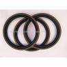 China ピストン水圧シリンダ オイル シール、サイズの水圧シリンダの棒のさまざまなシール wholesale