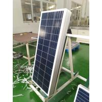 Buy cheap Small Poly Crystalline Solar Panel 100W Glass Photovoltaic For Solar Street from wholesalers