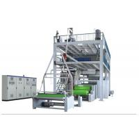China Automatic Non Woven Fabric Production Line , shopping bag making machine wholesale