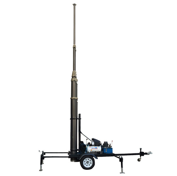 Telescoping Masts Images