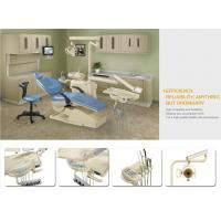 China Various Colors Silent Dental Chair Unit With Automatic Purified Water System wholesale