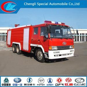 China Faw 6*4 15 Cbm 360HP Fire Fighting Equipment on sale