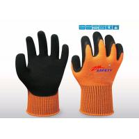 China Snow Removal Heavy Duty Winter Work Gloves , Insulated Work Gloves For Cold Weather on sale