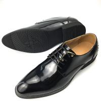 China Business Affairs Mens Leather Dress Shoes Unrivalled Sophisticated Appearance wholesale