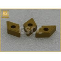 China High Precision Square Carbide Inserts / Small Carbide Insert Milling Cutters wholesale