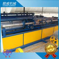 Buy cheap 5.5KW Power Chain Link Fence Equipment Weaving Breadth 0.5m - 4.2m from wholesalers