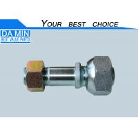 China Metal Color Isuzu Truck Spare Parts , Front Wheel Hub Bolts Axle Pin 1423333360 wholesale
