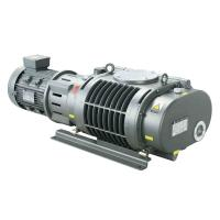 China Army Green Vacuum Booster Pump 1200 m³/h 3.7KW BSJ300L Roots Blower Pump on sale
