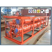 China Alloy Steel Fired Boiler Parts Boiler Manifold Headers Argon Arc Welding wholesale