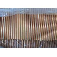 China 0.3 - 20mm Wall Thickness C23000 Copper Alloy Tube 1 - 10000mm Length For Refrigerator wholesale