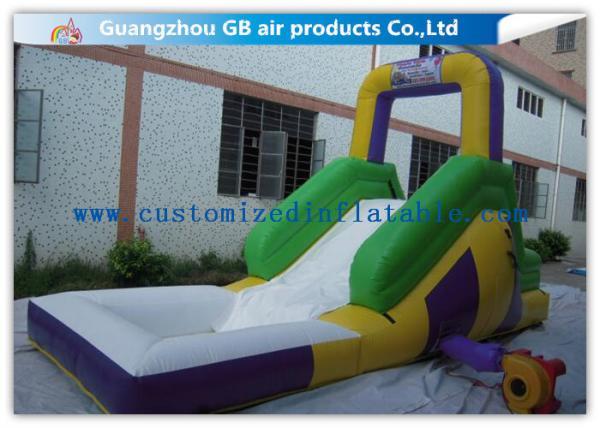 inflatable garden water slides images. Black Bedroom Furniture Sets. Home Design Ideas