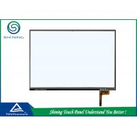 """China 2 Layers 4 Wire Resistive Touch Panel 4.3"""" For LCD Module , Touch Panel Sensor wholesale"""