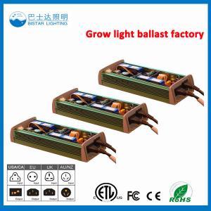 China 600 watt HPS MH Digital Dimmable Electronic Ballast on sale
