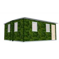 Buy cheap Quick Assemble Earthquake Proof Modular Homes Bungalow / Emergency Portable Shelter from wholesalers
