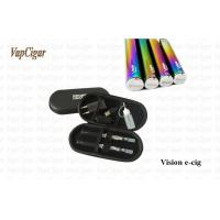 China 1.7ml Huge Vapor Vision e Cig Starter Kits Match With Ego-t , Ego-w 900mAh wholesale