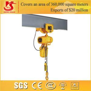 China 0.25-5T High Quality Block Manual Chain hoist wholesale