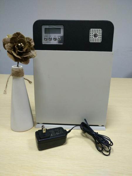 Quality Silent Work Fan Design Scent Diffuser Machine , Fragrance Air Machine 150 * 150 * 500mm for sale