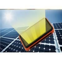 China Portable Mobile Phone Battery Solar power bank 20000mah can sun and can charger charging battery wholesale