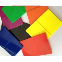 China hot sale ABS color plastic panel wholesale