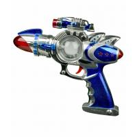China Electronic Laser LED Toy Gun With Lights And Sound Fashion ASTM Approved on sale