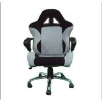 China Customized Fully Adjustable Office Chair With Bucket Seat PU Material 150kgs on sale