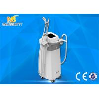 White Vacuum Slimming Machinne use Vacuum Roller for Shaping with Best Result