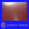 Skid Resistance Indoor PVC Vinyl Flooring , Marble Effect Vinyl Flooring