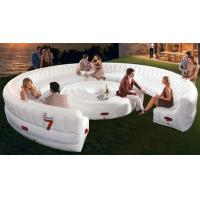 China High Quality PVC Circular Inflatable Furniture Sofa For Office And Hall ,Distinctive wholesale