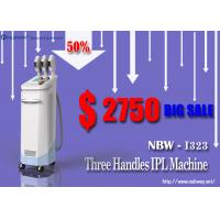 China Skin clinic 1800 W IPL beauty equipment for hair removal / IPL beauty machine For permanent hair removal wholesale