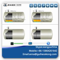 China Guihe fuel measuring instrument syw-a magnetostrictive diesel fuel tank level sensor /atg/moibile APP monitor wholesale